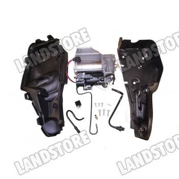 Kompresor zawieszenia (AMK - nowy typ) Discovery 3 / Discovery 4 do 2012 (VIN: CA639077) / RR Sport / RR Sport do 2013 (VIN: DA768699)