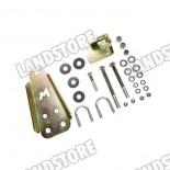 Zestaw montażowy amortyzatora skrętu na przednim drążku kierowniczym Discovery / RR (Terafirma)