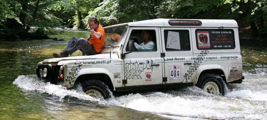 10 powodów, dla których należy posiadać Land Rovera