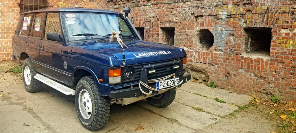O zakupie pierwszego Land Rovera słów parę... , cz. IV