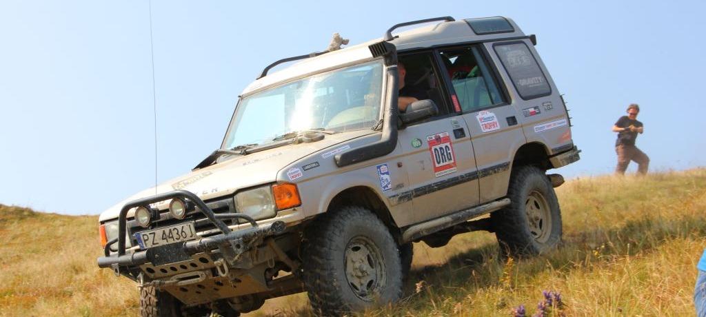 O zakupie pierwszego Land Rovera słów parę... , cz. III